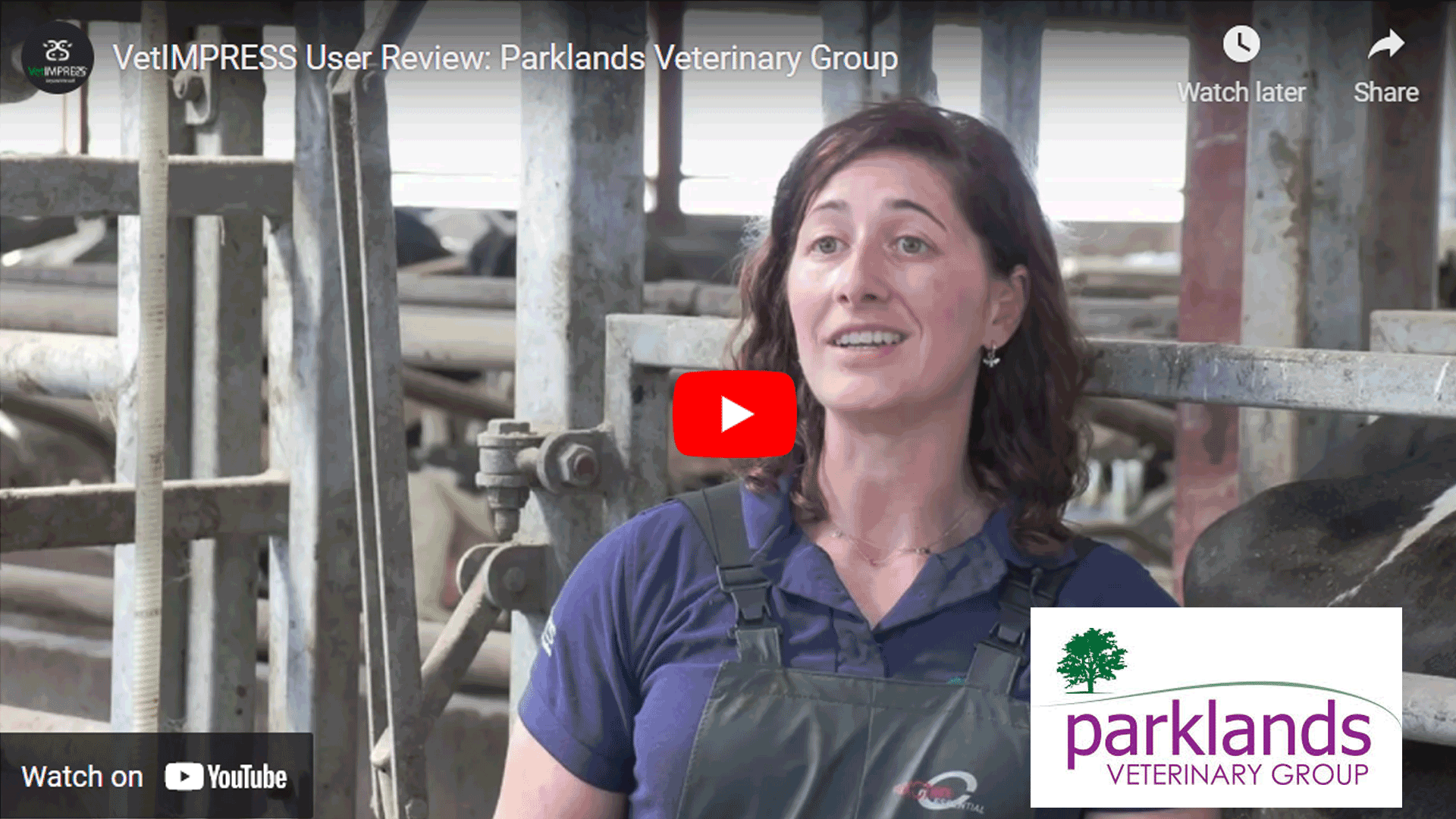 VetIMPRESS Review: Parklands Veterinary Group